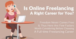 Freelancing A Full Time Career?