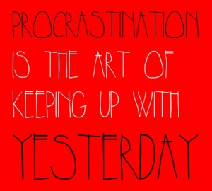 Procrastination And Happiness