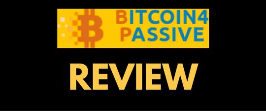 bitcoin 4 passive