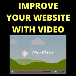 improve your website with videos