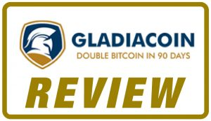 GladiaCoin Review – Double Bitcoin in 90 Days. Legit or Scam?
