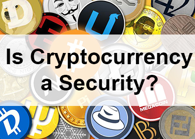 Is Cryptocurrency a Security