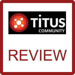 Titus Community Reviews