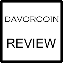 DavorCoin Reviews