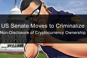 Criminalize Non-Disclosure of Cryptocurrency