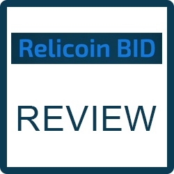 Relicoin Bid Review – Legit or Prelaunch ICO Ponzi