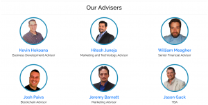 Block Commerce ICO Team Advisors