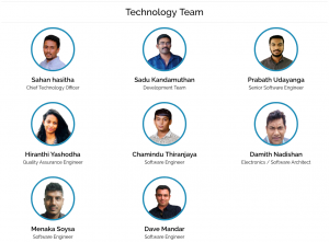 Block Commerce ICO Team Technology